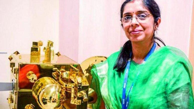 Nandini Harinath, Missions system leader Isro of Nisar, a joint Nasa-Isro satellite