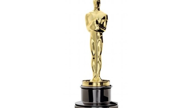 Academy Awards's Oscar trophy. Source: Wikipedia Commons.