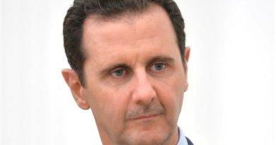 Syria's Bashar al-Assad. Photo Credit: Kremlin.ru