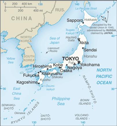 Japan Energy Profile: World's Largest LNG Importer   Vural