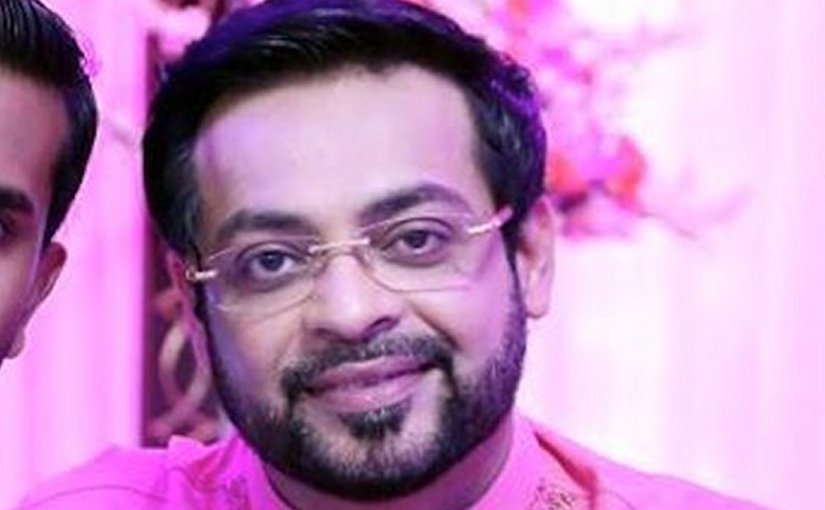Aamir Liaquat Hussain. Source: Wikipedia Commons.