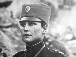 Milunka Savic. Photo: Wikimedia Commons.