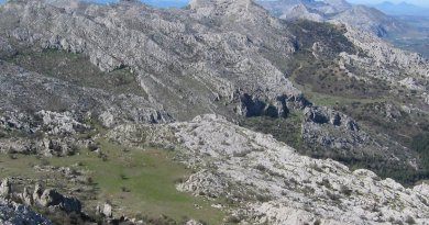 A karst region in Andalusia, Southern Spain. Photo: Matías Mudarra, Universität Malaga/Spanien