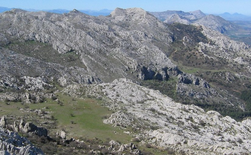 A karst region in Andalusia, Southern Spain. Photo: Matías Mudarra, Universität Malaga/Spanien