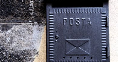 mail letter package