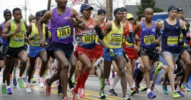 A new study by CU Boulder shows there are ways to break the two-hour marathon time today. Credit University of Colorado