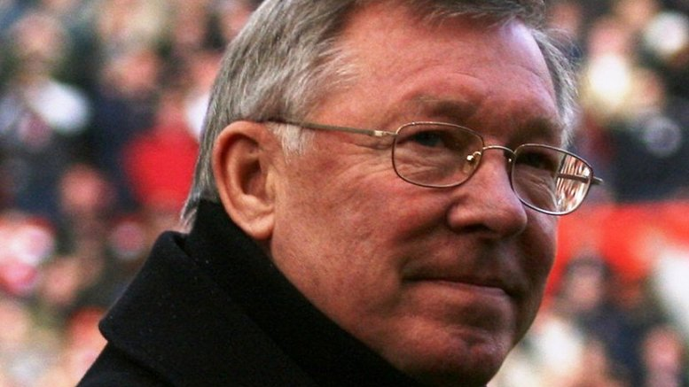 Sir Alex Ferguson. Photo by Austin Osuide, Wikipedia Commons.