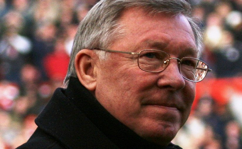 Sir Alex Ferguson. Photo by Austin Osuide, Wikipedia Commons.