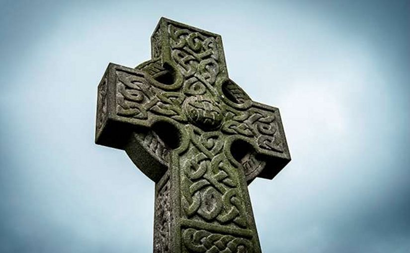 Celtic cross. Credit: materod via Flickr (CC BY-NC-ND 2.0).