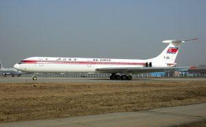 Air Koryo IL-62M. Source: Yaoleilei, Wikimedia Commons