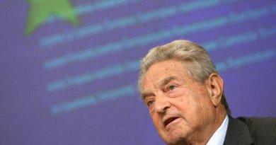 George Soros. Photo credit: European Commission