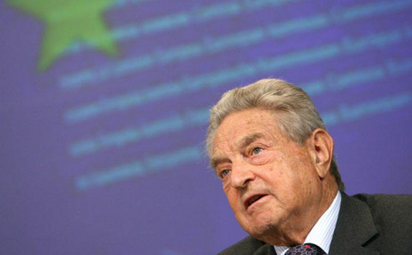 George Soros. Photo credit: European Commission