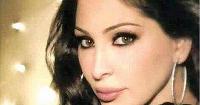 Lebanese diva Elissa. Photo via Arab News.