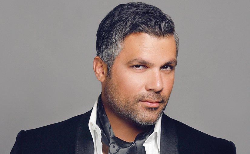 Lebanese artist Fares Karam