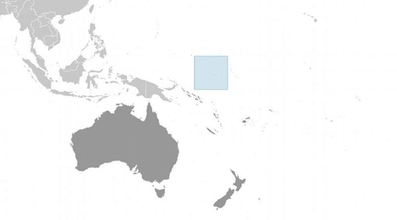 Location of Nauru. Source: CIA World Factbook.