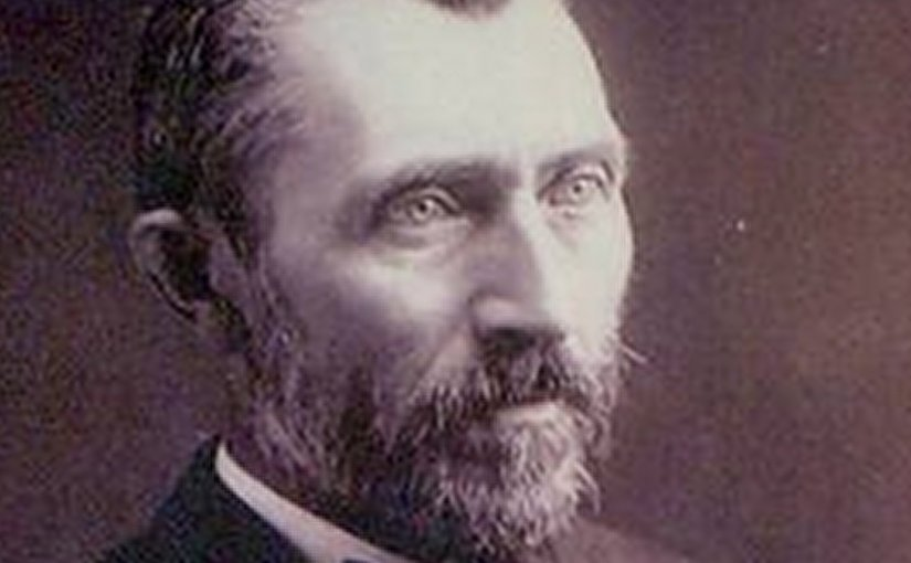 Vincent van Gogh. Credit: Wikipedia Commons.