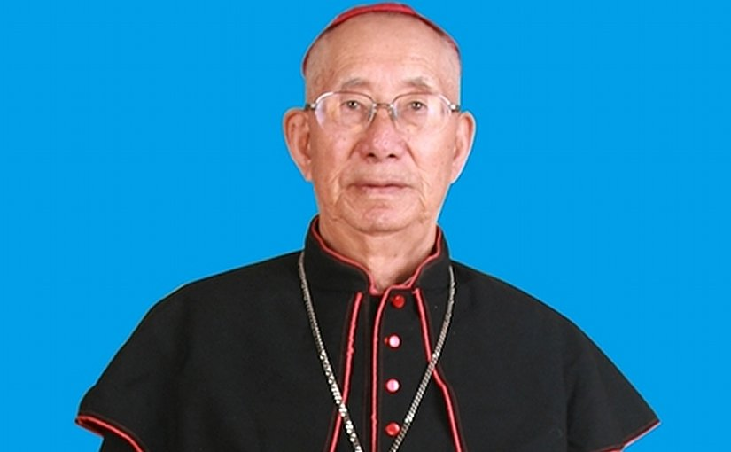 Vatican-approved Bishop John Liu Shigong of Jining (Wumeng) in the northern Inner Mongolia autonomous region has died. He was 89.