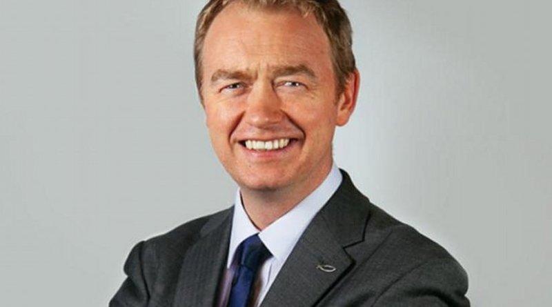 Liberal Democrat leader Tim Farron. Photo Credit: Liberal Democrat Party