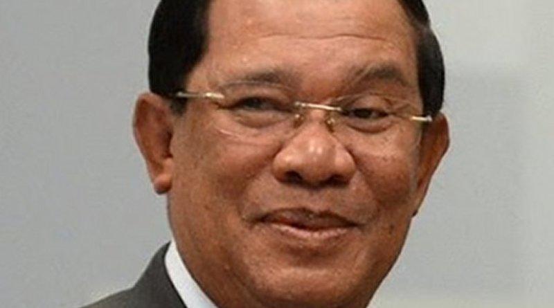 Cambodia's Prime Minister Hun Sen. Photo Credit: Kremlin.ru, Wikipedia Commons.