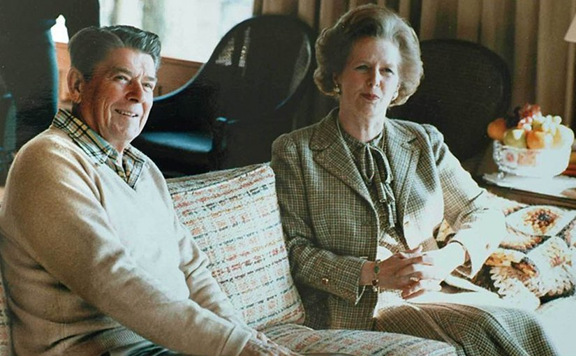Image result for wikimedia commons thatcher reagan