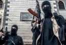 Members of Islamic State in Syria. Source: Islamic State propaganda material.