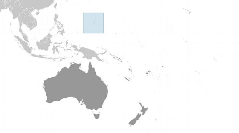 Location of Guam. Credit: CIA World Factbook.