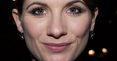 Jodie Whittaker. Photo by Ibsan73, Wikipedia Commons.