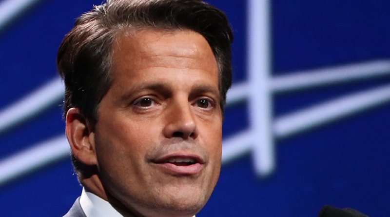 Anthony Scaramucci. Photo by Jdarsie11, Wikimedia Commons.