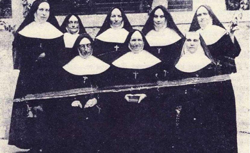 Saint Joseph nuns from Samos Island