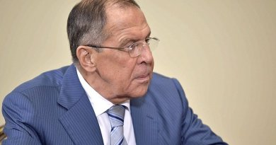 Foreign Minister of Russia Sergei Lavrov. Photo Credit: Kremlin.ru