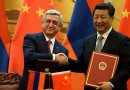 New Embassy Sign Of Strengthening Chinese-Armenian Ties