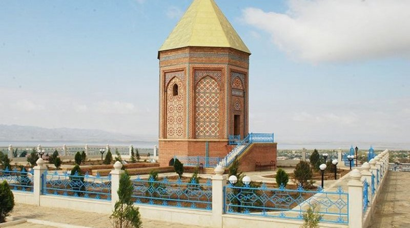 Noah Monument in Nakhchivan