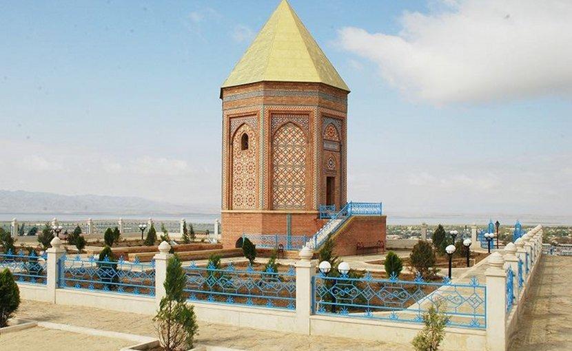 Noah Monument in Nakhchivan