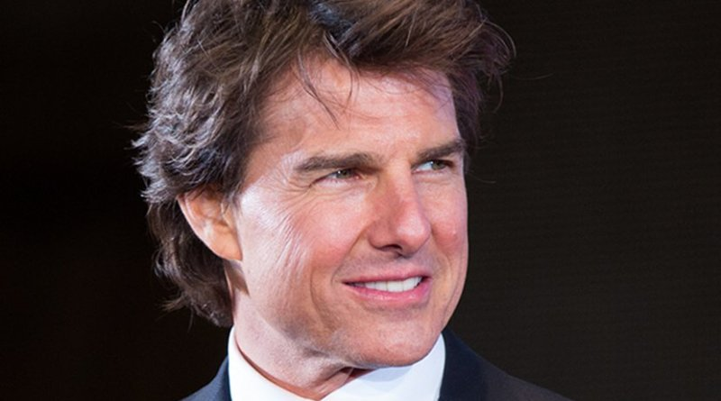 Tom Cruise. Photo by Dick Thomas Johnson, Wikipedia Commons.