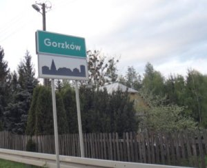 The town of Gorzków, in SE Poland. (Photo courtesy the author.)