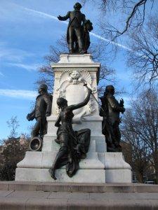 Lafayette Statue, Washington, D.C.