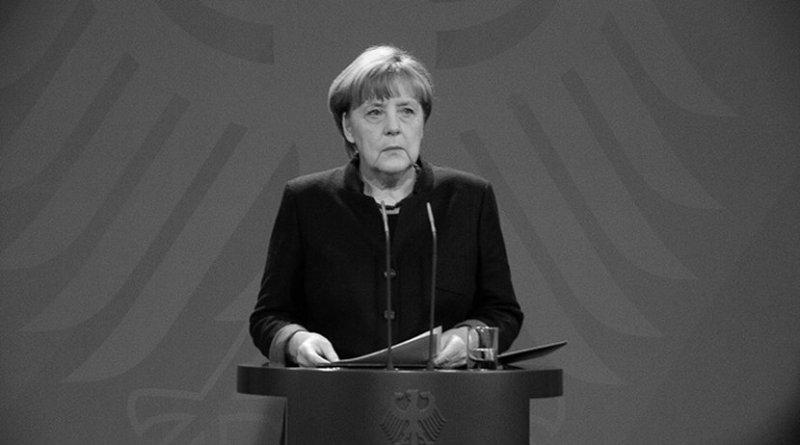 Germany's Angela Merkel. Photo by Emilio Esbardo, Wikimedia Commons.
