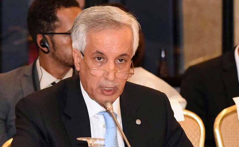 Qatar's Minister of State for Foreign Affairs Sultan bin Saad Al Muraikhi Source: Qatar Foreign Ministry.