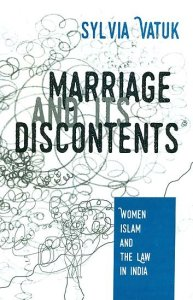 Marriage and its Discontents: Women Islam and the Law in India. Women Unlimited and Kali for Women; edition (2017) 2007.