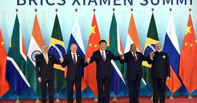 BRICS Declaration On Terrorism Is Only An Eyewash – Analysis