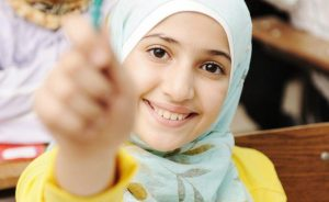 muslim islam school schoolchildren