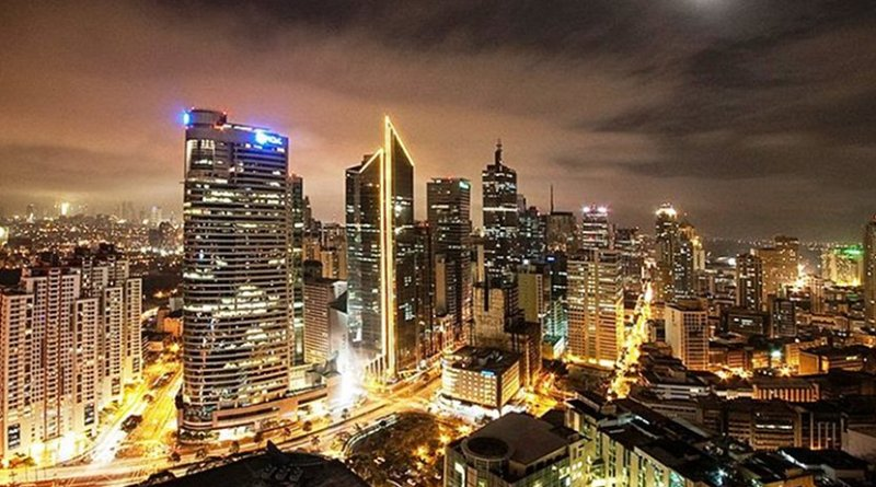 Manila, Philippines. Photo by Alvin js5, Wikimedia Commons.