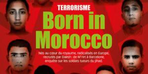 Jeune Afrique magazine cover of August 27, 2017