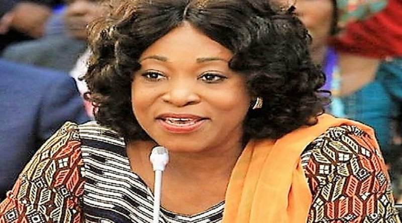 Ghana's Shirley Ayorkor Botchwey, Minister of Foreign Affairs and Regional Integration. Photo Credit: Ghana's Ministry of Foreign Affairs.