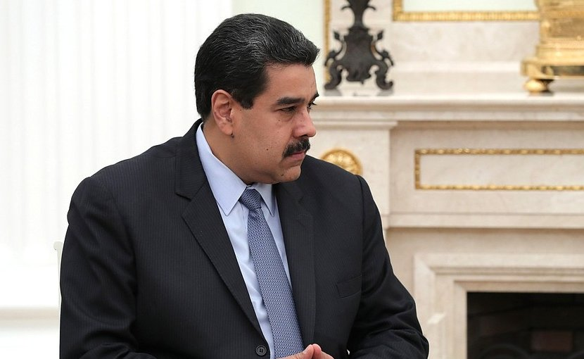 President of Venezuela Nicolas Maduro. Photo Credit: Kremlin.ru.