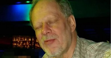Las Vegas shooter Stephen Paddock. Photo Credit: Twitter.