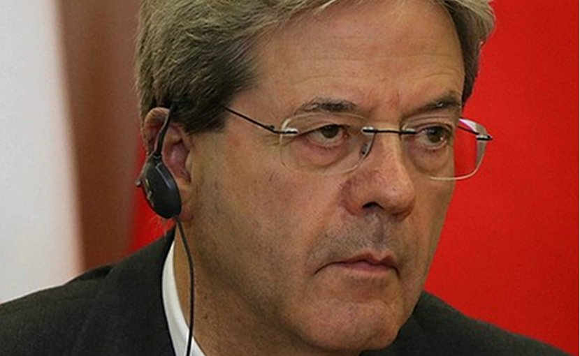 Italy's Paolo Gentiloni. Photo by Conte di Cavour, Wikipedia Commons.