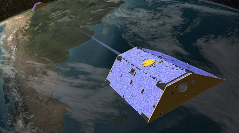 The U.S./German GRACE satellite mission has ended science operations after providing 15 years of unprecedented insights into how our planet is changing. Credits: NASA/JPL-Caltech