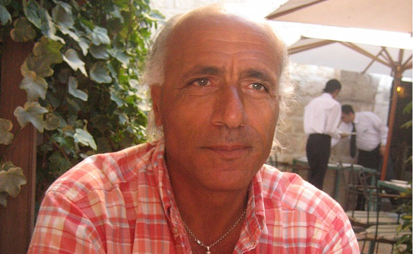 Mordechai Vanunu. Photo by Eileen Fleming, Wikipedia Commons.