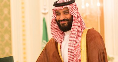 Saudi Arabia's Crown Prince Mohammed bin Salman. Photo Credit: Cropped White House photo by Shealah Craighead.